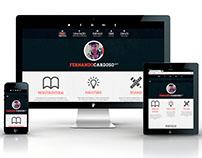 Website em Joomla