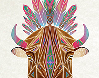 bison king