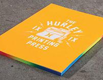 Printing Press Book