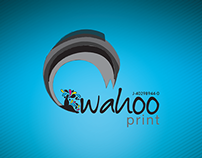 Identidad Corporativa / Wahoo Print C.A.