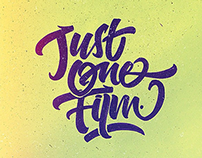 Just One Film | Sketch Logo