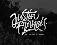 Justin Francis Logo