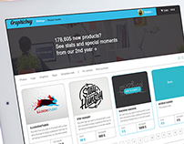 GraphicBuy, design commerce