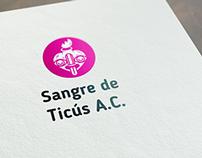 Branding: Sangre de Ticús A.C.