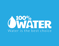 Health Promotion Agency 100% WATER