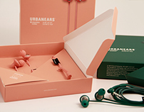 Urbanears Packaging