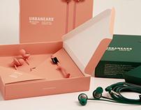 Urbanears Packaging