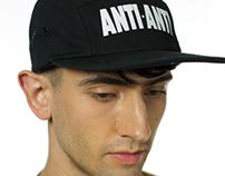 Anti-Anti Flat Cap