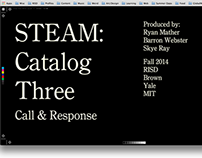 STEAM Catalog Three