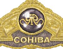 Cohiba Cigar Wrap Concept