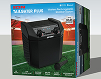 ION Tailgater Plus Packaging