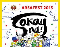 ARSAFEST 2015: Sakay Na!