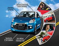 Ligier advertising