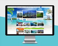 Wordpress Tours template ترافل قالب سياحى ووردبريس