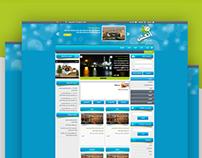 Wordpress Multipurpose انكش قالب تدوين ووردبريس