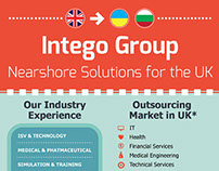Infographics for Intego Group