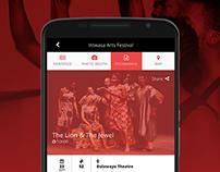 Intwasa Arts Festival App