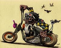 The Last Crow Rider
