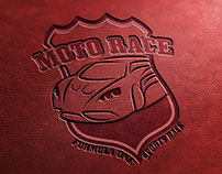 Logo Template of MOTO RACE SPORTS