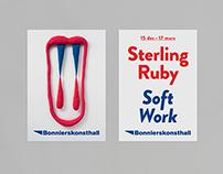 Bonniers Konsthall – Sterling Ruby 2012
