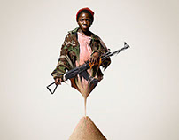 Amnesty International - Print Campaign