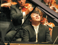 Lang Lang Live with The Philadelphia Orchestra