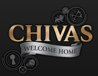 Chivas - Party Design