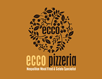 Pizza Box Design for Ecco