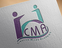 CMA Logo Re-Creation samples