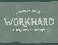 WORKHARD Typeface
