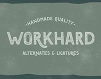 WORKHARD Typeface