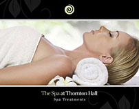 Thornton Hall Hotel 2015 Spa Brochure
