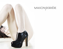 MAISON DERRIERE SHOES