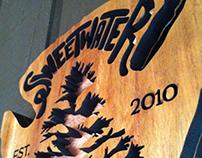 Sweetwater Pines Logo & Branding