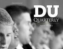 Delta Upsilon: Quarterly magazine