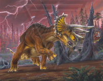 Paleo-Art: CW Collection: Dinosaurs
