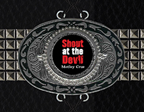 """Motley Crue """"Shout at the Devil"""" CD Package Redesign"""