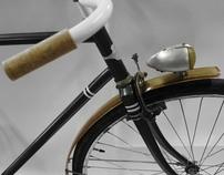 Rénovation vélo peugeot 1930