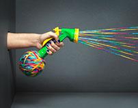 Product - Wool sprinkler