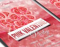 Valentines Day Flyer 03
