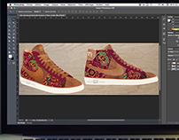 Design chaussure