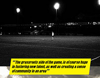 Alexandra Park FC - Interviews from outside the club