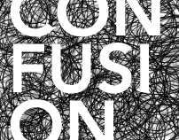CONFUSION_Typography