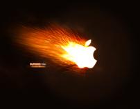 Burning Mac