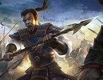 Hellfire: Qin Zheng 1