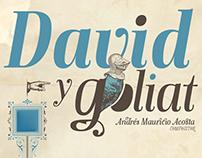 ***David y Goliat***