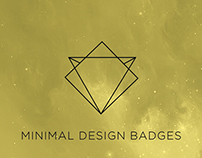MINIMAL DESIGN BADGES