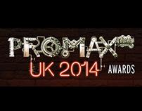 Promax Finalist 2014 / 2012