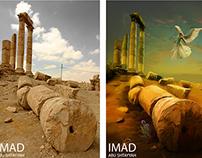 Jerash - Jordan  Fantasy
