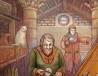 Conceptual Illustration/Illustration - Game